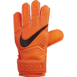 Gants Gardien junior Nike Match orange 2017/18