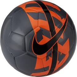Ballon Nike React noir orange 2017/18