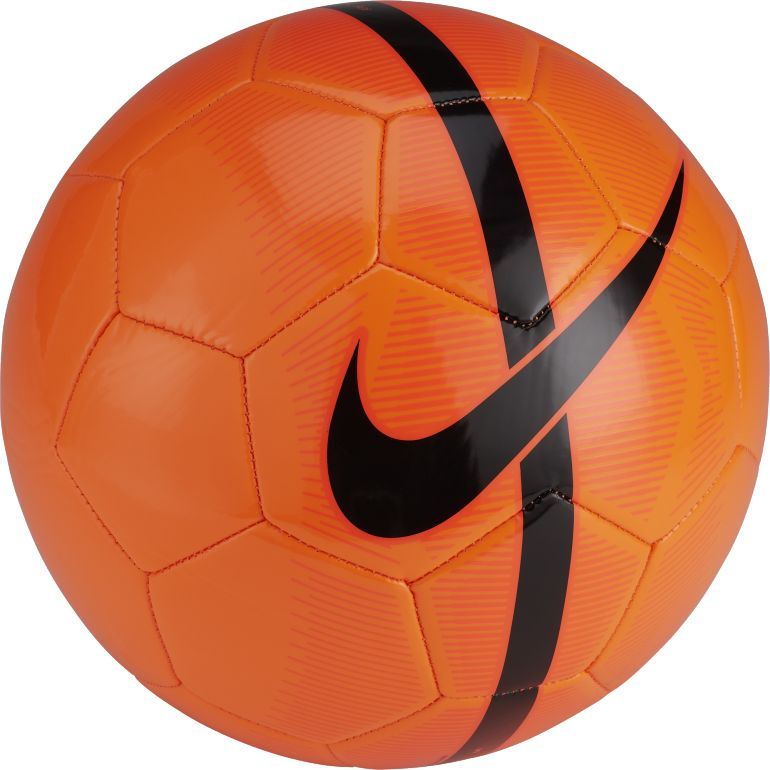 Ballon Nike Mercurial Fade orange 2017/18