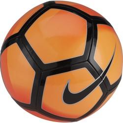 Ballon Nike Pitch orange noir 2017/18