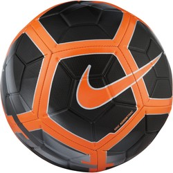 Ballon Nike Strike noir orange 2017/18