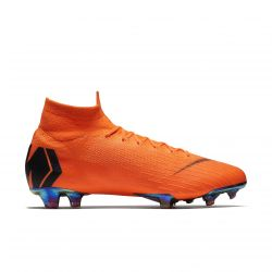 Mercurial Superfly 360 VI Elite FG orange