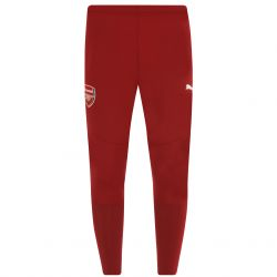 Pantalon survêtement Arsenal Stadium rouge 2017/18