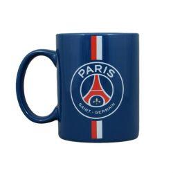 "Mug ""logo"" PSG bleu"