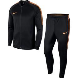 Ensemble survêtment Nike noir orange 2017/18