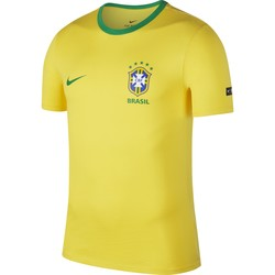 T-shirt Brésil jaune 2018