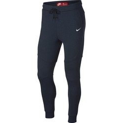 Pantalon survêtement Equipe de France Tech Fleece bleu 2018