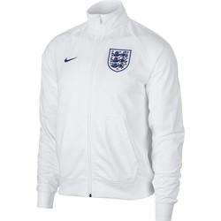 Veste survêtement Angleterre blanc 2018