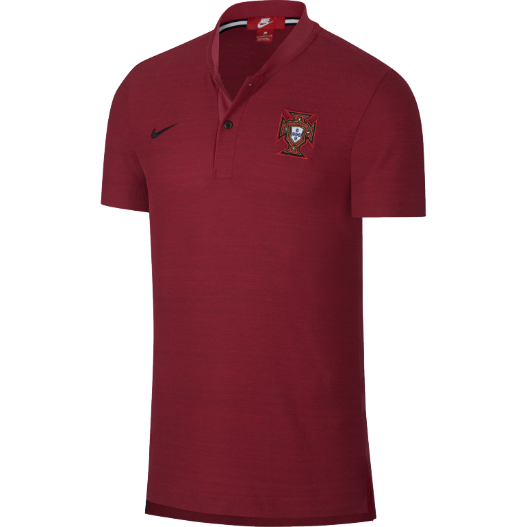 Polo Portugal rouge 2018
