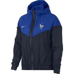 Coupe vent Femme Equipe de France bleu 2018