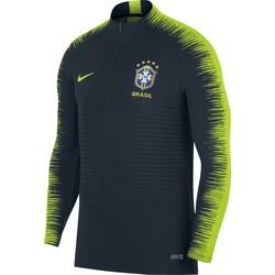 Sweat zippé Brésil VaporKnit bleu 2018