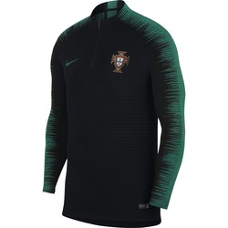 Sweat zippé Portugal VaporKnit noir 2018