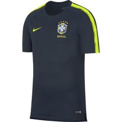 Maillot entraînement Brésil bleu jaune 2018