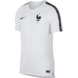 Maillot entraînement Equipe de France blanc 2018