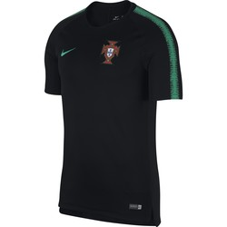 Maillot entraînement Portugal noir vert 2018