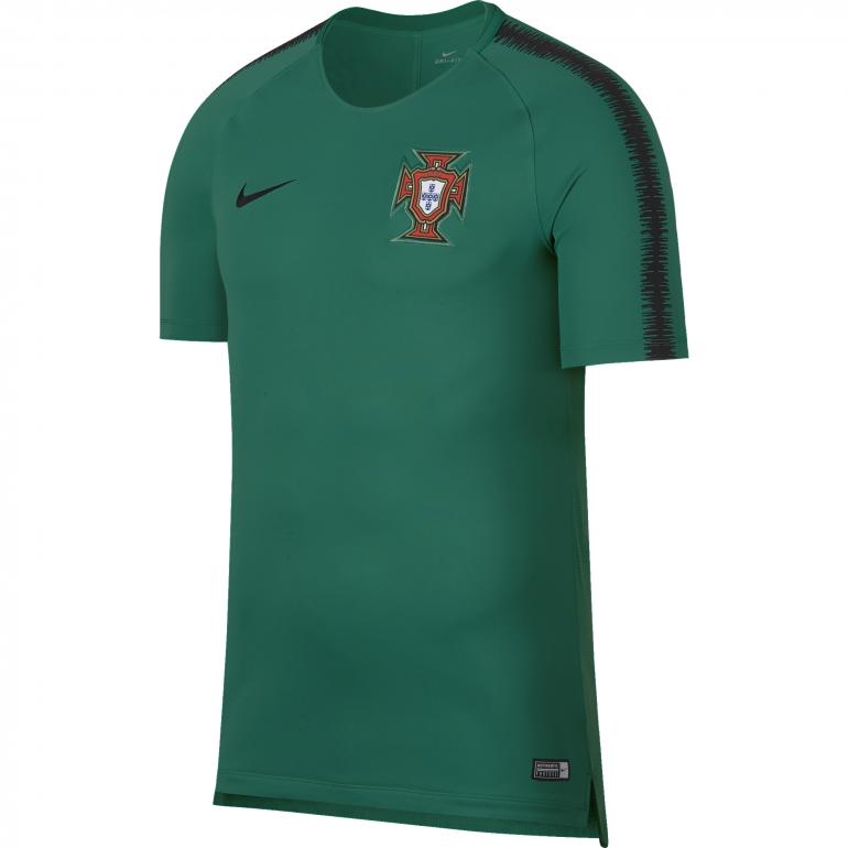 Maillot entraînement Portugal vert 2018