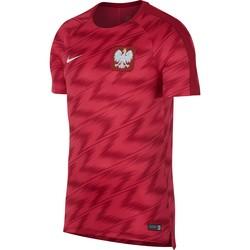 Maillot entraînement Pologne rouge 2018