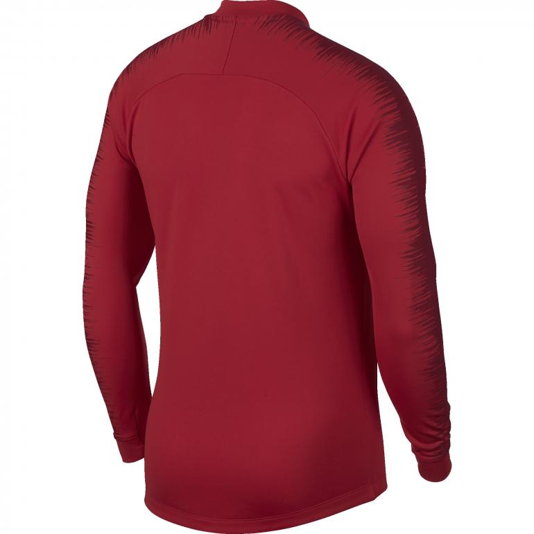 Veste survêtement Turquie rouge 2018 sur Foot.fr 7cd45b3e3f1
