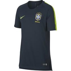 Maillot entraînement junior Brésil bleu 2018