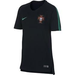 Maillot entraînement junior Portugal noir vert 2018