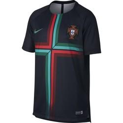Maillot entraînement junior Portugal noir 2018