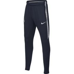 Pantalon survêtement junior Equipe de France bleu 2018