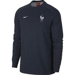 Sweat Equipe de France bleu 2018