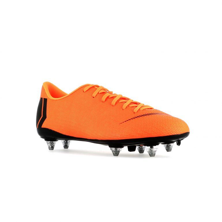 809c32992271 Mercurial Vapor XII junior Academy SG-Pro orange sur Foot.fr