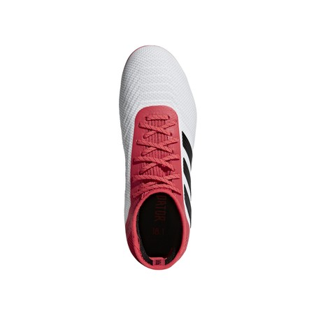PREDATOR 18.1 junior FG rouge blanc
