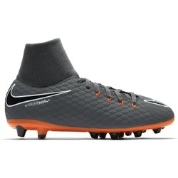 Hypervenom Phantom 3 junior Academy montantes AG-Pro noir orange