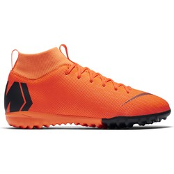 Mercurial SuperflyX VI junior Academy turf orange
