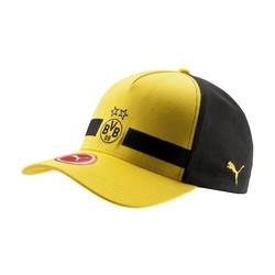 Casquette Dortmund jaune et noir