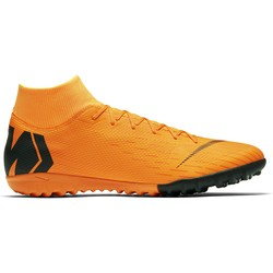 Mercurial SuperflyX VI Academy turf orange