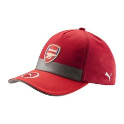 Casquette Arsenal rouge