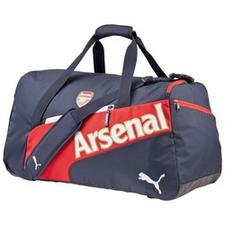 Sac de sport Arsenal Evospeed bleu et rouge