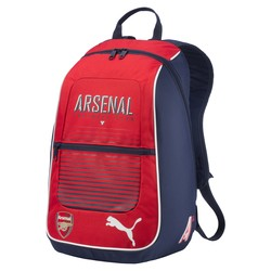 Sac à dos Arsenal rouge