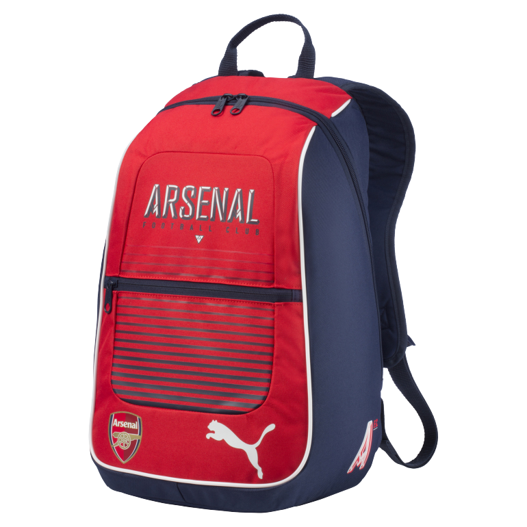 Sac à dos Arsenal rouge
