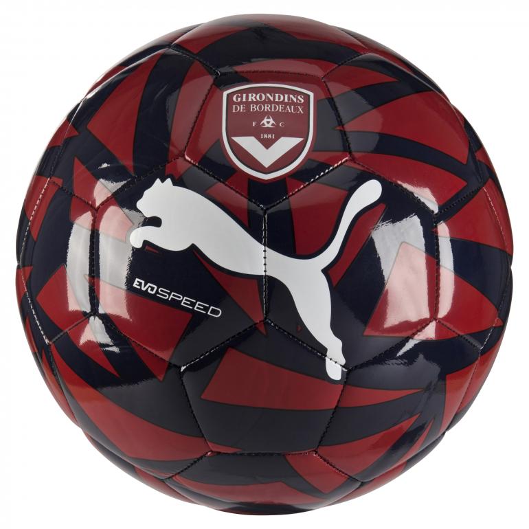 Ballon Girondins de Bordeaux bleu et grenat