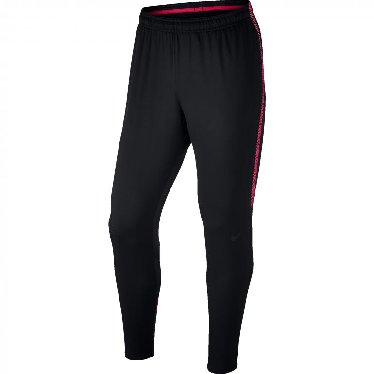 Pantalon survêtement Nike noir rose 2018/19