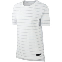 T-shirt Femme Equipe de France blanc 2018