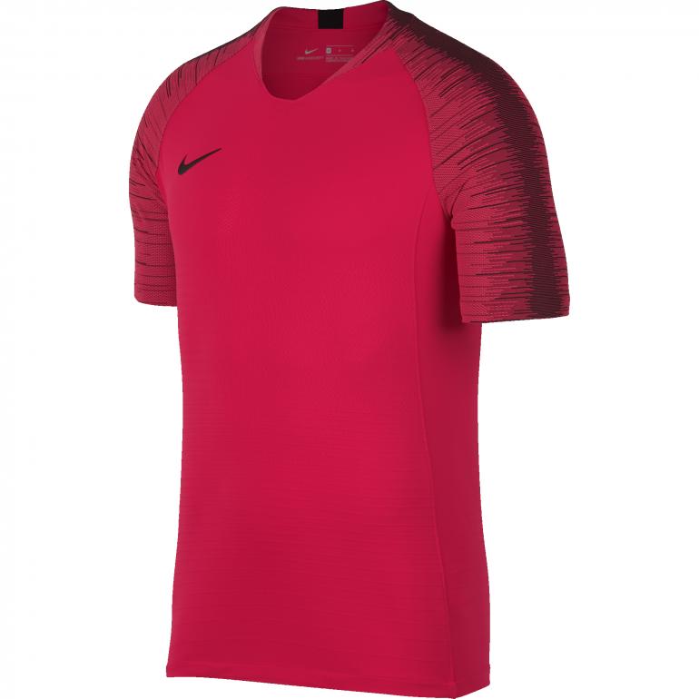 Maillot entraînement Nike VaporKnit rose 2018/19
