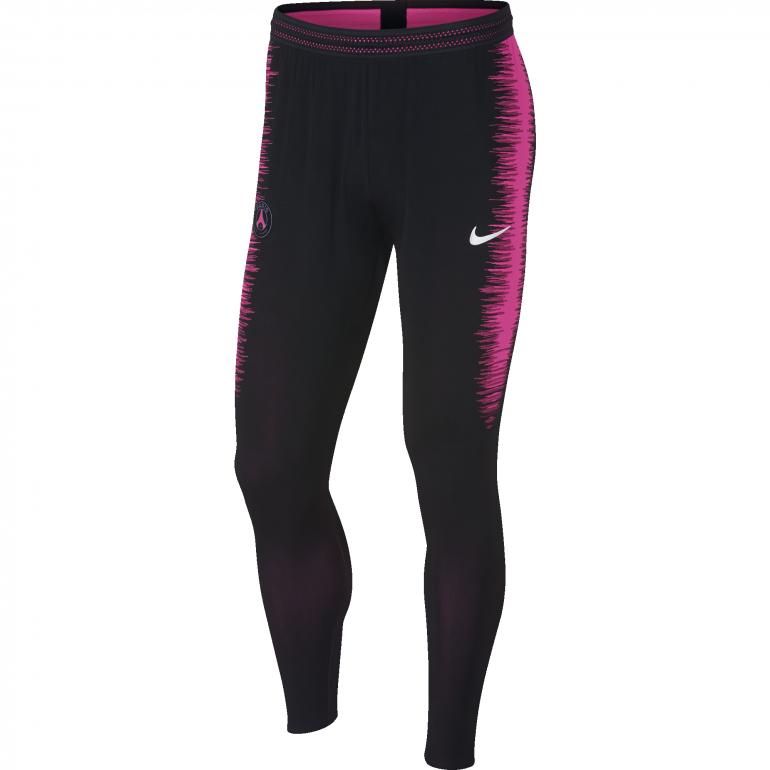 Pantalon survêtement PSG VaporKnit noir rose 2018/19