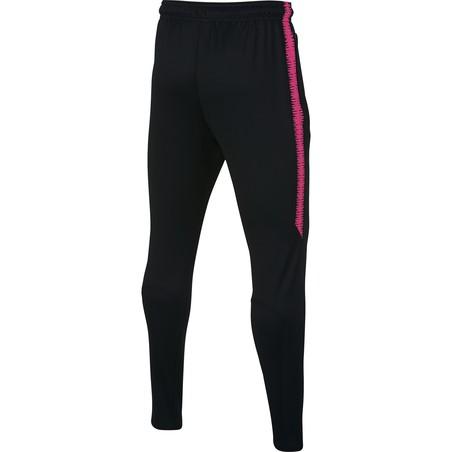 Pantalon survêtement junior PSG noir rose 2018/19