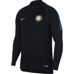 Sweat zippé Inter Milan noir 2018/19