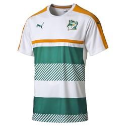 Maillot entraînement Côte d'Ivoire CAN 2017