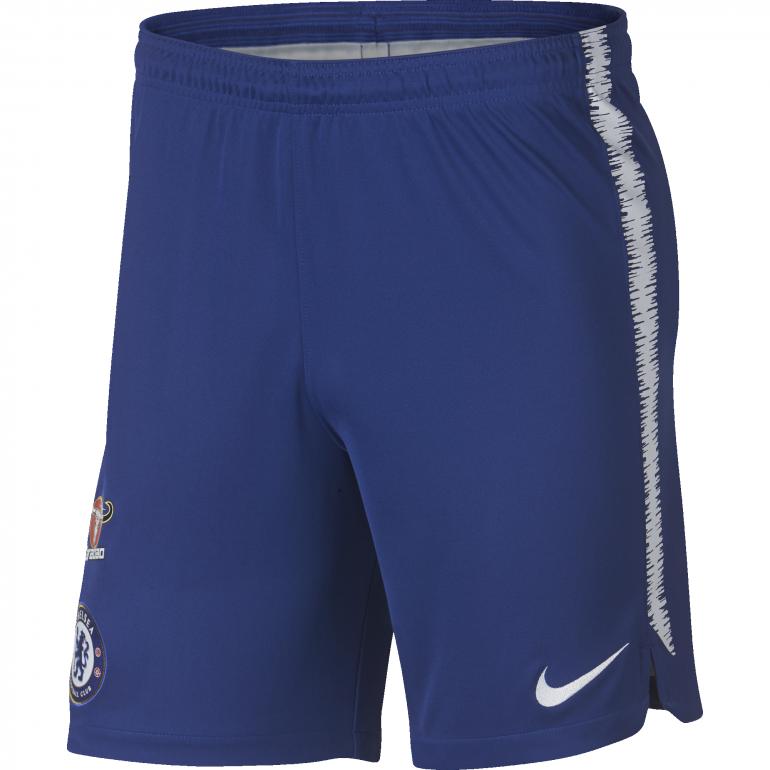 Short entraînement Chelsea bleu 2018/19