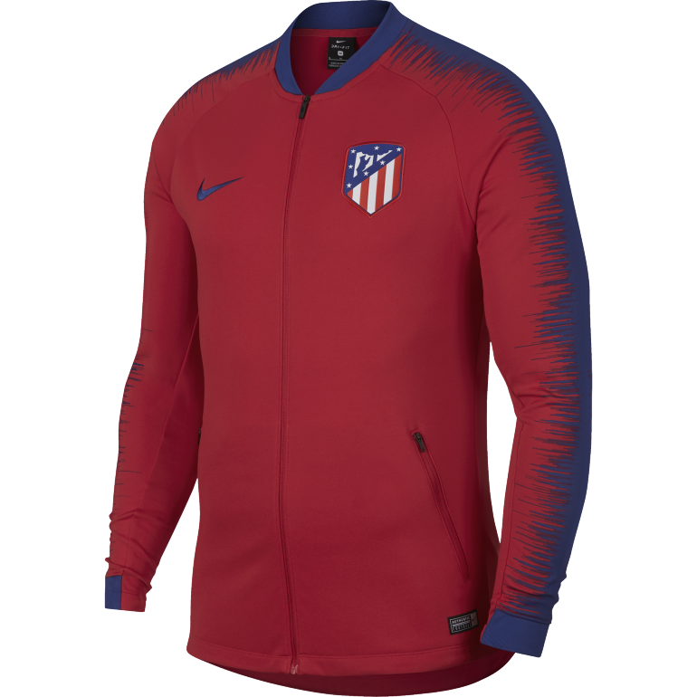 Veste survêtement Atlético Madrid rouge 2018/19