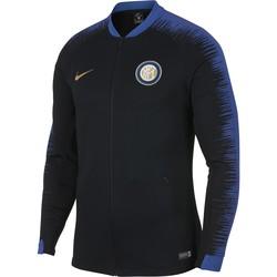 Veste survêtement Inter Milan noir 2018/19