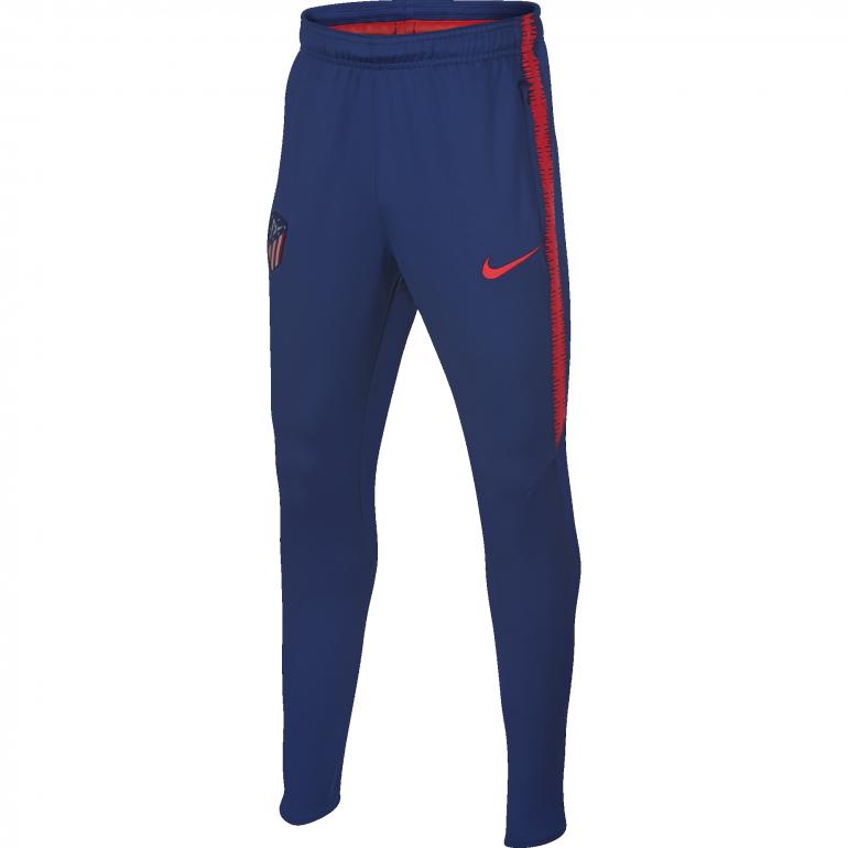 Pantalon survêtement junior Atlético Madrid bleu 2018/19