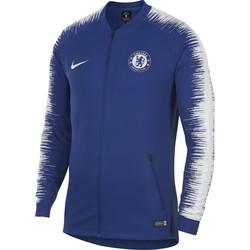 Veste survêtement Chelsea bleu 2018/19